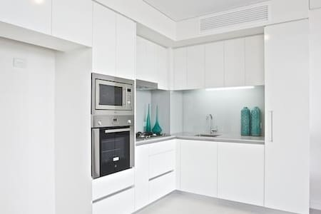 Gorgeous 1 bed apartment, 5 klms from the city - Bowen Hills