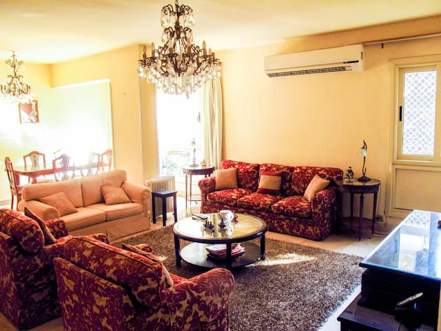 Maadi / 3 bedrooms / Close to Road 9 / 130sqm
