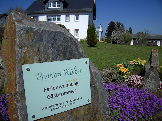 Pension Kölzer 5-Sterne-Ferienwohnung
