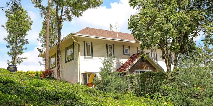 Samarakshitha 5 BR - Tea Estate Villa