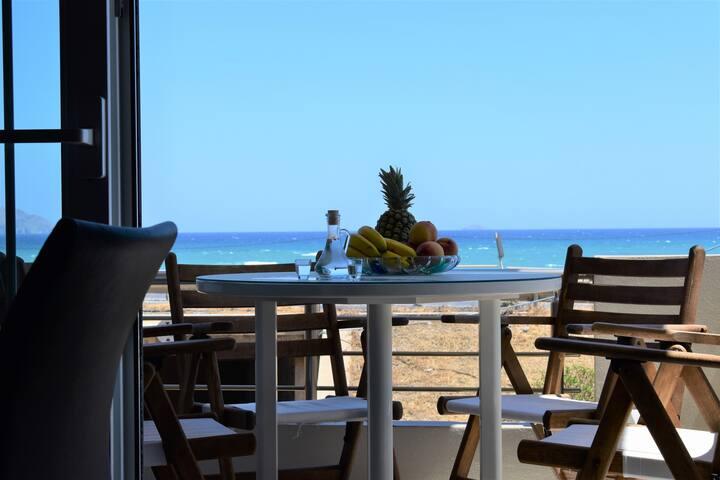 Villa Maria - 100 meters from a big sandy beach.
