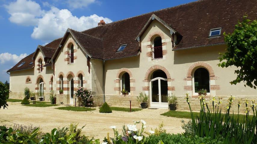 Chambre d'hôte proche des Châteaux de la Loire