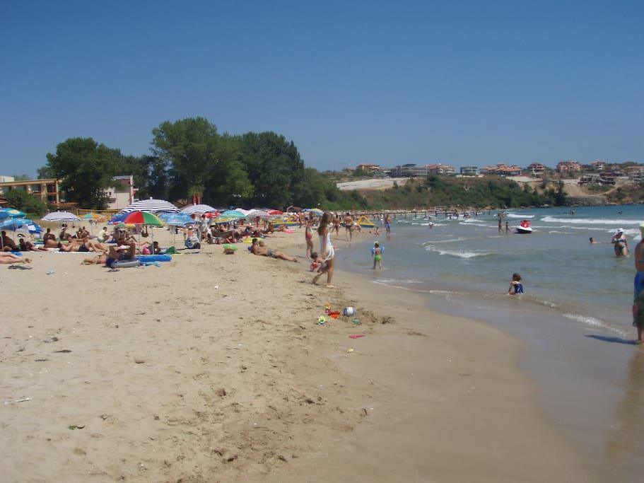 Apolonia Beach