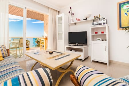 Full sea view apartment, including bicycles. - Illes Balears - 公寓