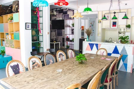 House Party (周一至周四整栋别墅包场夜场!吃喝玩乐六小时套餐!) - 深圳(シンセン) - 別荘