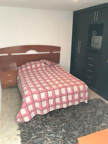 Bonita habitación /WC privado / BUAP
