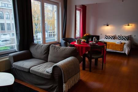 Mooie Airbnb voor 1 Ontdekker, 2 Geliefden of Werk