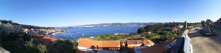Galicia,Rias Baixas, Cuntis , PO, Piso - Relájate.