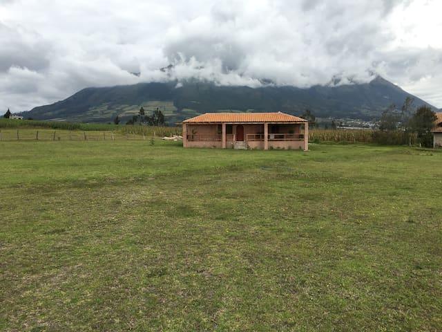 Hacienda La Grande Casa - Carabuela  - Ev