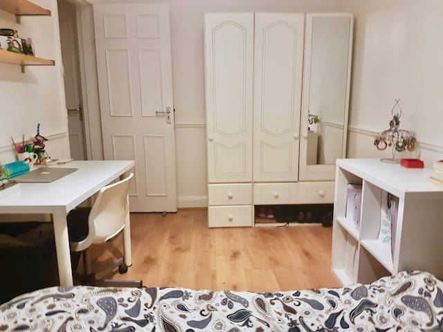 Cosy room in central London