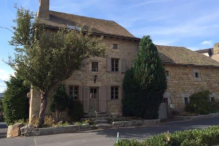 Maison de caractère au coeur d'Aumont-Aubrac - Aumont-Aubrac