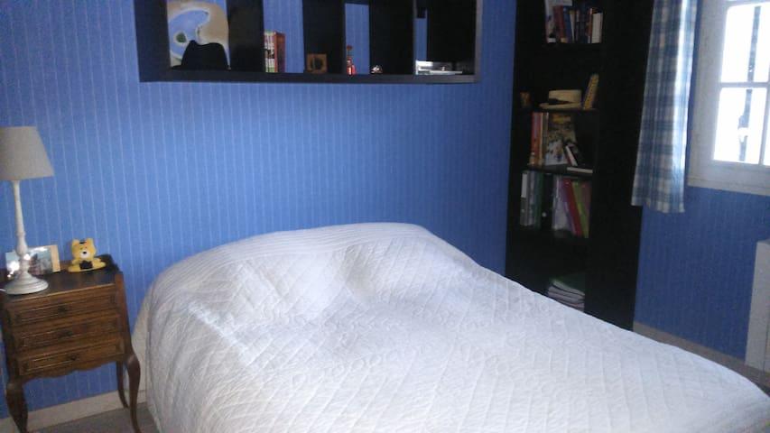 Chambre LOU proche Bordeaux à 10 mn de l'aéroport - Saint-Médard-en-Jalles - Casa