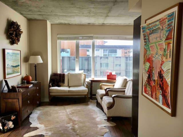 Luxury Private 1 Bedroom Apartment in LoDo Denver