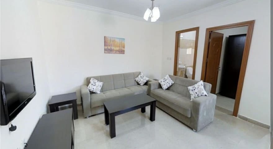 1 BHK fully furnished. for monthly or weekly rent.
