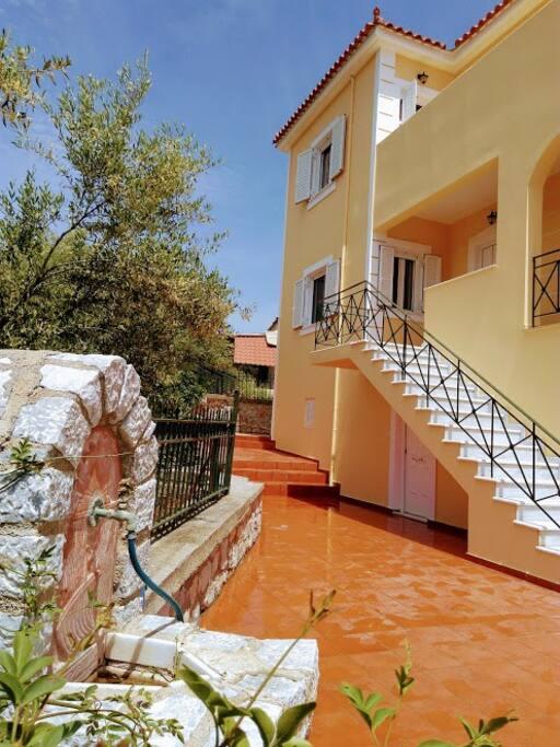 Villa DimitriosGround floor Appartment
