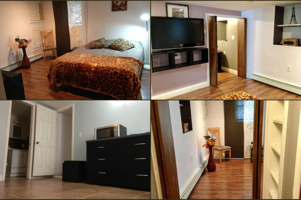 Amazing Private Apartment In Stamford Sleeps 3 Flats For Rent In Stamford Connecticut United