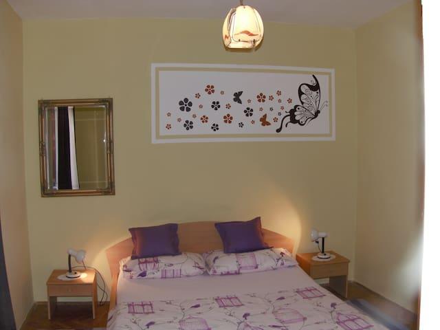 Apartman Mljet 2+2 - Saplunara - Leilighet
