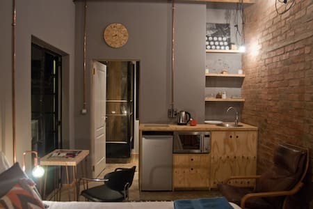 Airbnb on Cleland - The apartment