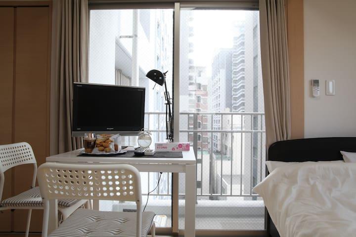 1min walk Fukuoka Convention Center - Fukuoka - Apartment