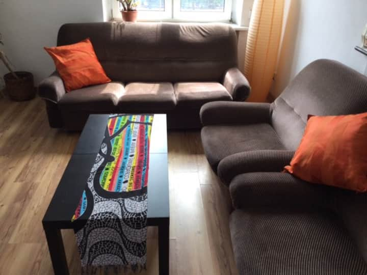 GDANSK - EXCELLENT LOCATION - FREE PARKING