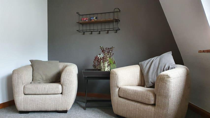 Gemütliches Apartment in OB-Sterkrade, Nähe Centro