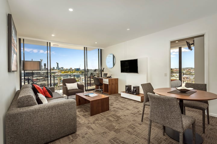 Woolloongabba Residences -One Bedroom