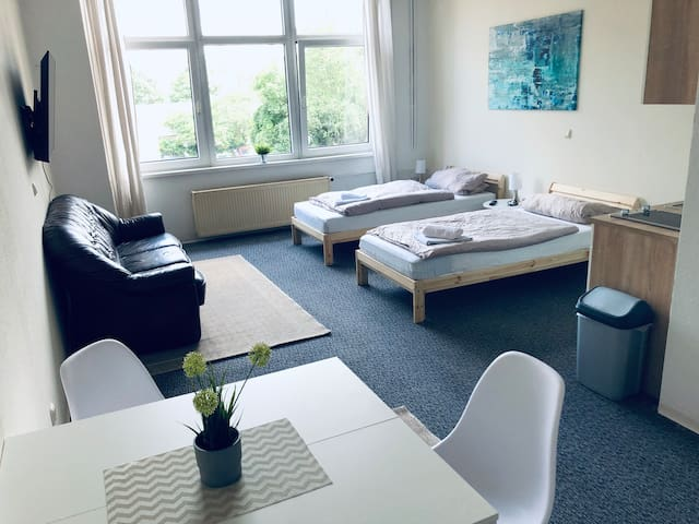 "Appartement ""One"" zentral in Erfurt"