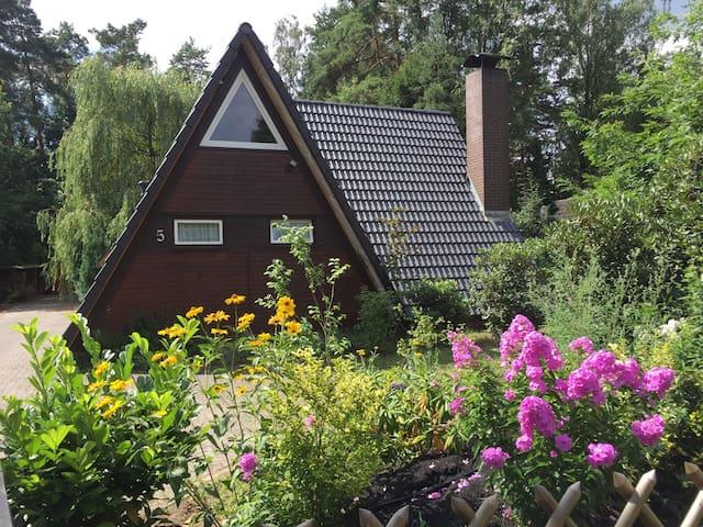 Ferienhaus im Märchenwald bei Celle - Hambühren - House