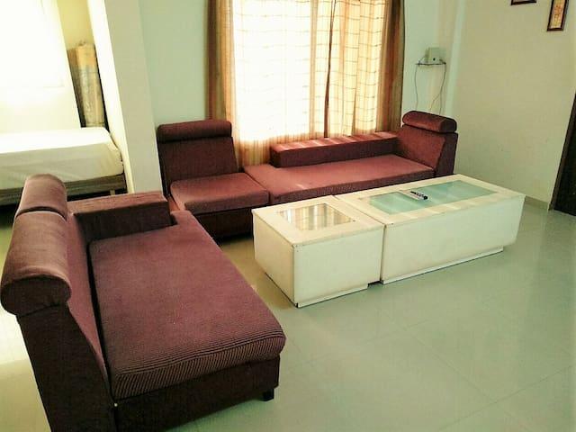 Studio apartment in Baner - Pune - Apartamento