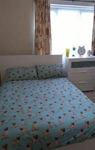 Double Room with free parking Incl breakfast - Birmingham