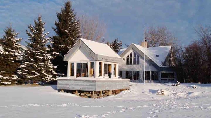 Wabamun Winter Retreat