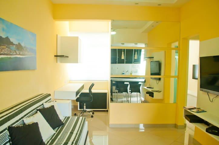 Studio in LEBLON - Rio de Janeiro