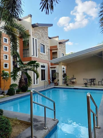 Fully Furnished Units near Clark Angeles City