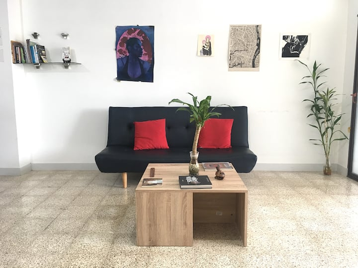 Artsy loft in Downtown Guayaquil