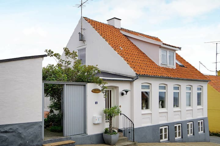 Idyllisches Appartement in Allinge mit Terrasse