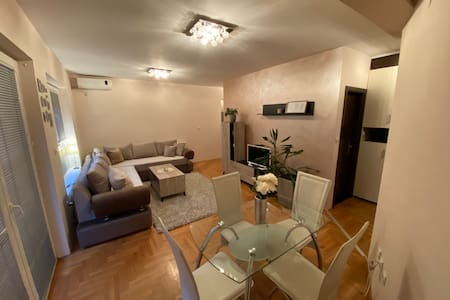 "New ""Apartment SM""  in  centar of Kragujevac city"