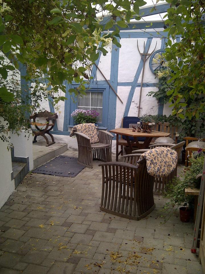 Wohnung am Rosengarten