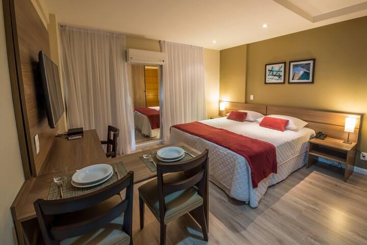 Duque de Caxias RJ - Apart Hotel Flat  Logic