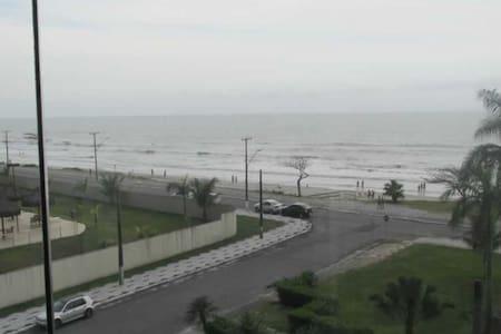 Apartamento em Caiobá com ótima vista para o mar. - Matinhos - Lejlighed