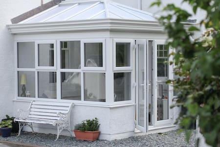 Stunning garden flat in Killin