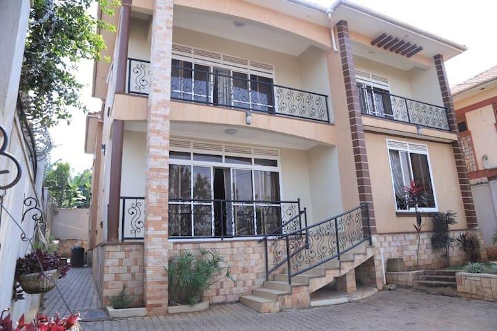 Upscale Residence in Kampala