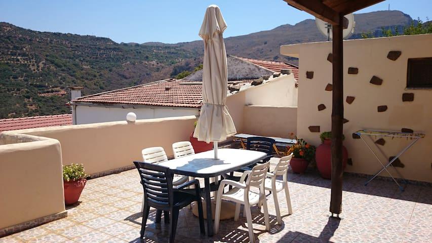 Topolia Villa B, vacation in Crete - Topolia - Villa