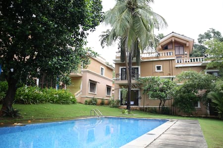 Sharayu Woods - Steve & Avita Antao - North Goa