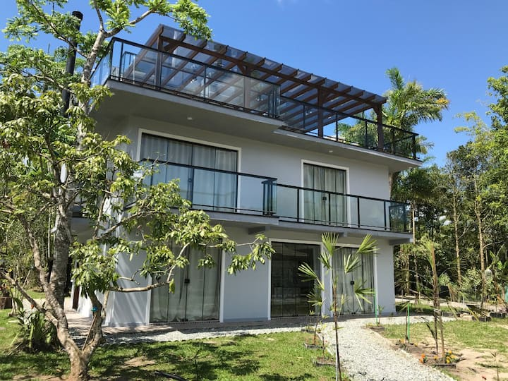 Apartamento em Barra do sul/Canal do Linguado
