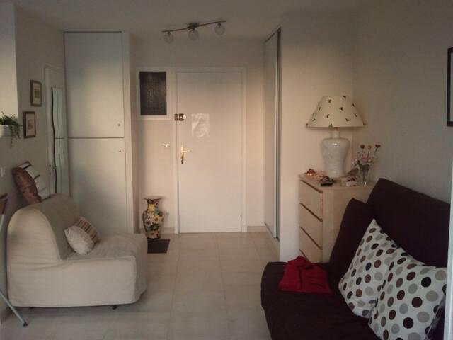 Roscoff Studio 3/4 personnes dans résidence privée
