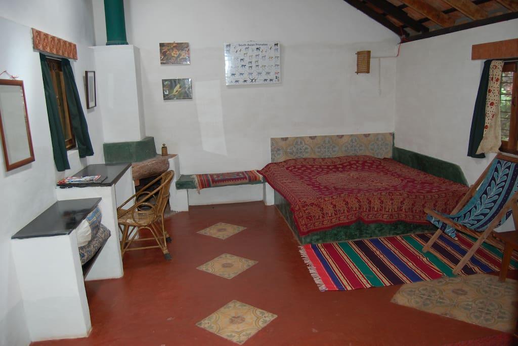 Atlas cottage room #2
