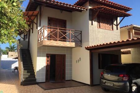 Casa Belíssima na Praia do Francês/Alagoas