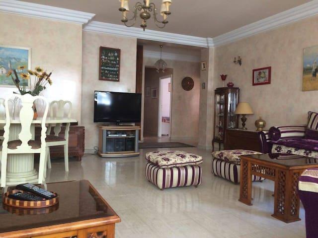 Chambre confortable à proximité de la mer - Casablanca - Wohnung