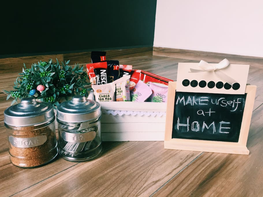 Little Welcome Basket