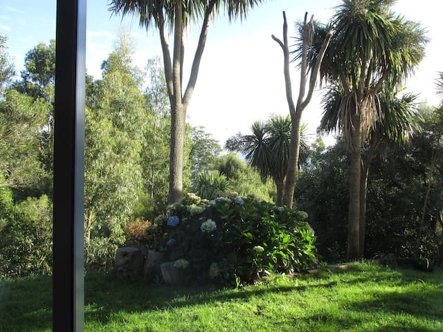 Cozy private self contained  room in Lyttelton - Lyttelton - Casa